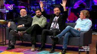 Saba ile Oyuna Geldik - Programa Evlilik Hikayeleri Damgasını Vurdu (1.Sezon 3.Bölüm)