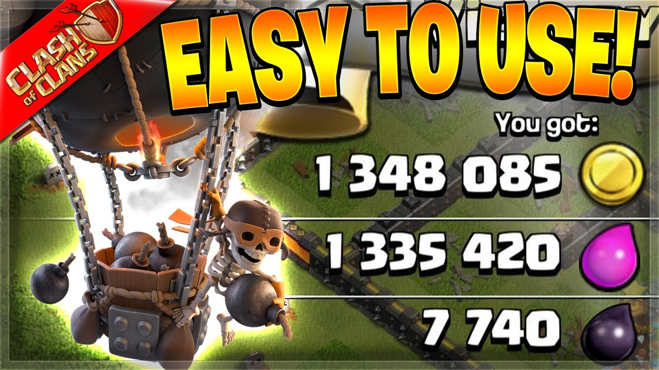 3 Rocket Balloon Armies that CRUSH Bases! (Clash of Clans)