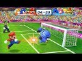 Mario & Sonic At The London 2012 Olympic Games Football Mario, Luigi, Sonic and Tails