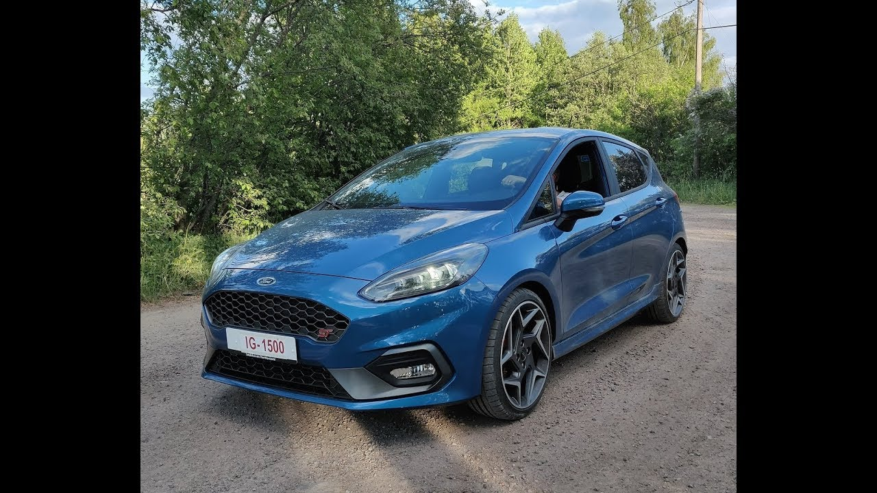 2018 ford fiesta st performance pack preview youtube. Black Bedroom Furniture Sets. Home Design Ideas