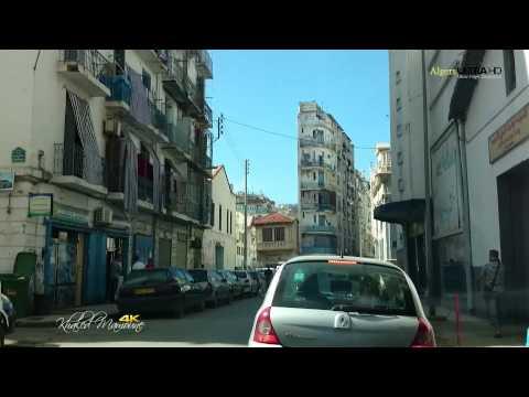 Algerien Ville   Bab El Oued  Alger Video HD