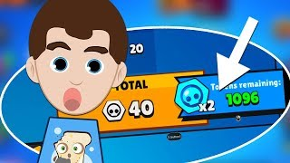 Kupiłem 1000 Token Doubler! - Brawl Stars (12)