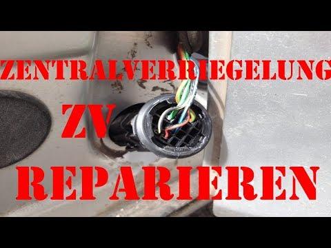 Zentralverriegelung/ZV Selber Reparieren!