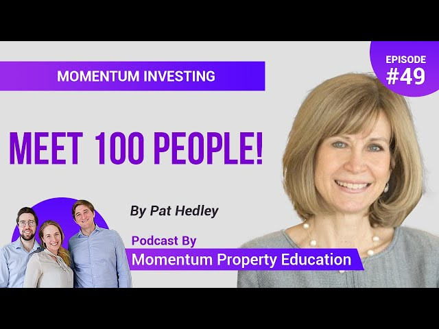 How to Find Investors - Pat Hedley