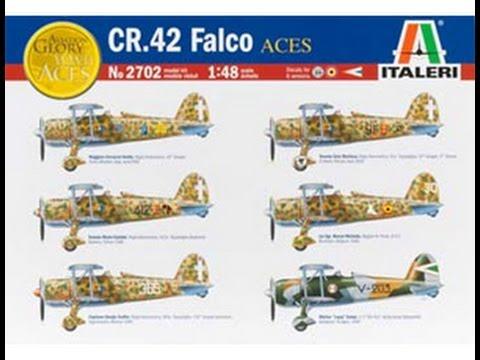 Italeri 1/48 Fiat CR42