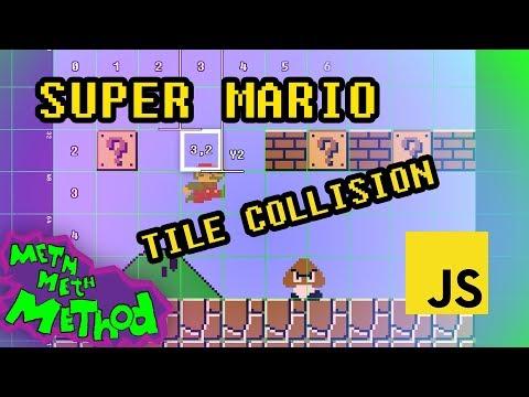 Code Super Mario In JS (Ep 5) - Tile Collision
