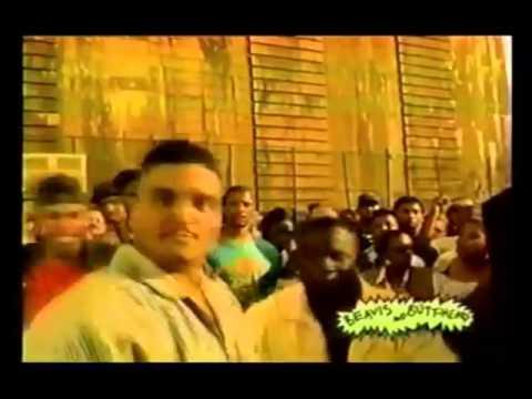 Beavis Trying To Rap to Fu Schnickens
