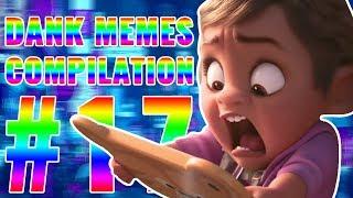 BABY MOANA/PANCAKE BUNNY COMPILATION! | Dank Memes Compilation #17