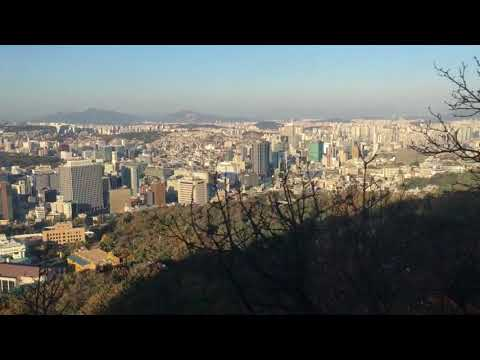 N seoul tower cable car ride