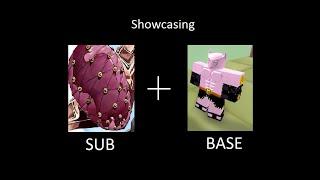 Mandom Queen (Alternate Universe) Showcase │ Fusion Showcase │ Project JoJo