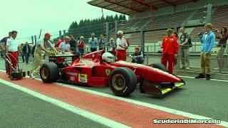 FERRARI F1 V12 PURE SOUND.