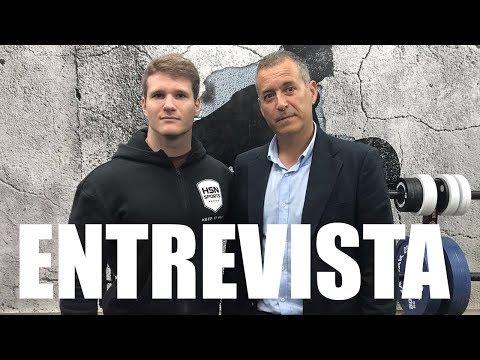 ENTREVISTA A UNA REFERENCIA MUNDIAL - MIKEL IZQUIERDO