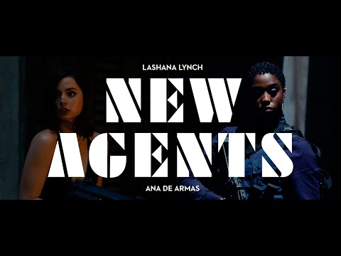 NO TIME TO DIE | New Agents