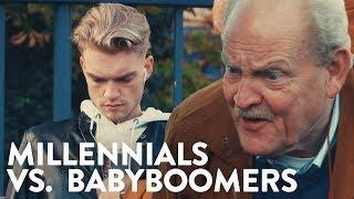 OPA ZOEKT RUZIE! - Millennials Nieuw Seizoen vanaf 1 November iedere Donderdag!