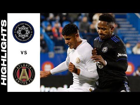 Montreal Atlanta United Goals And Highlights