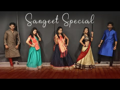 SANGEET SPECIAL  FUSION DANCE VIDEO | MAKHNA-DRIVE | BY ALABHYA.