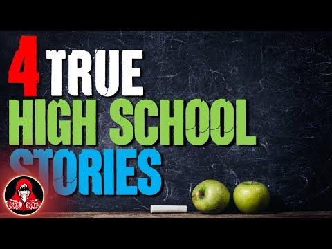 4 Disturbing TRUE High School Horror Stories