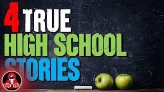 4 Disturbing TRUE High School Horror Stories - Darkness Prevails