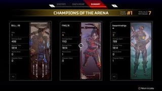 Win 4 Kills Wraith