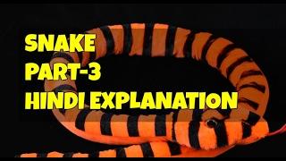 Class 10 SA2 Snake Poem Hindi Explanation Part 3