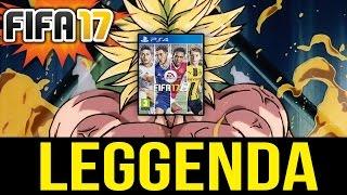 FIFA 17 - VOGLIO VINCERE CONTRO LA CPU LEGGENDA !!!