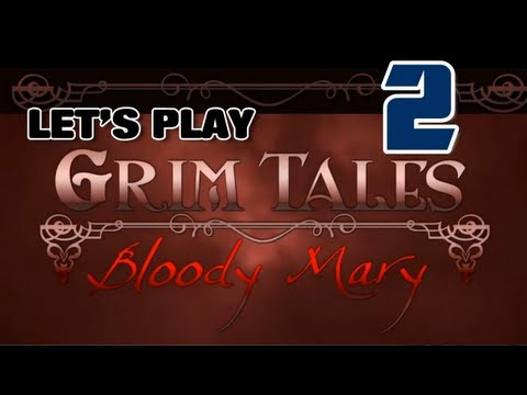 GRIM TALES 5: BLOODY MARY [HD+] #001 - Marie hat Blutungen ★ Lets Play Grim Tales 5