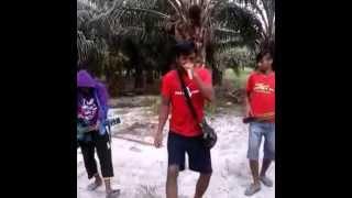 Amtenar semeton bajang versi goyang lombok