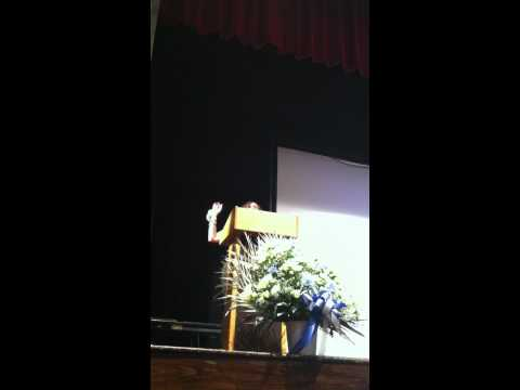 Community School for Social Justice Commencement Address by Lisa Ortega