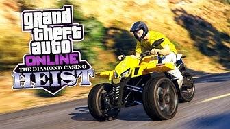 DAS LETZTE AUTO in GTA Online! - CASINO DLC FERTIG & MEHR!