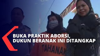 Gambar cover Buka Praktik Aborsi, Polisi Tangkap Dukun Beranak di Gorontalo
