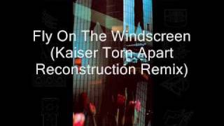 Depeche Mode - Fly On The Windscreen (Kaiser Torn Apart Reconstruction Remix 2011)