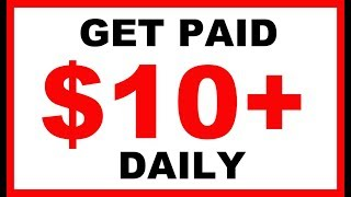 10 Websites That Will Pay You Daily (2019)