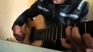 Chiều vắng (Lê Hiếu) - guitar cover