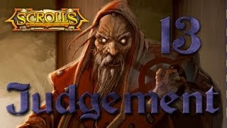 Puppet Soldier Horn of Ages!  Scrolls Judgement E13