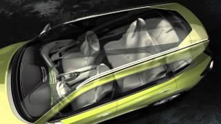 Nissan Hi Cross Concept 2012 Videos
