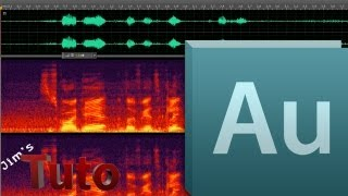 Adobe Audition: Réduction du bruit
