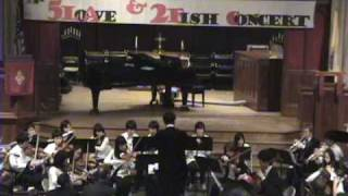 Radetzky March - New Jersey UBF 5 loaves and 2 fish orchestra‏ concert