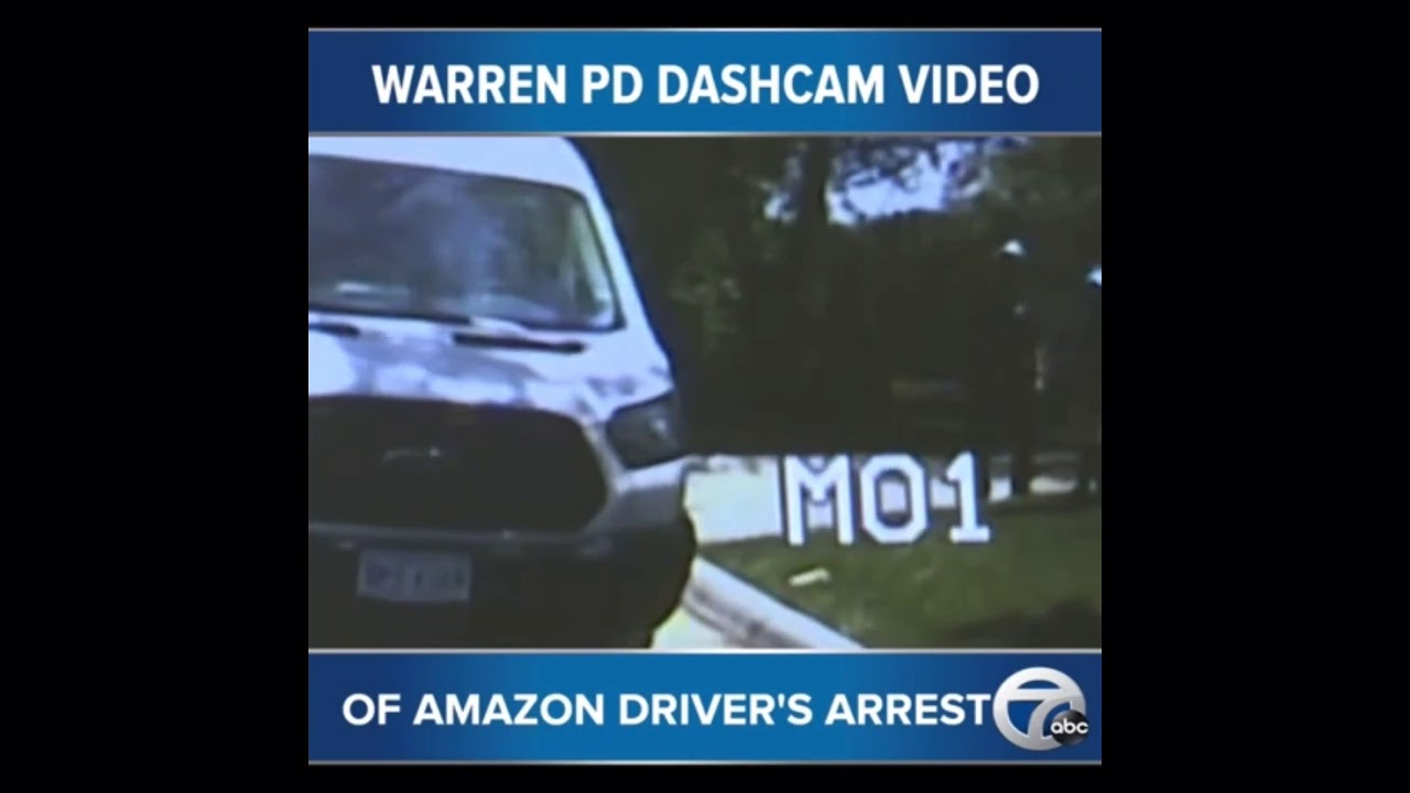 Black Amazon Delivery Driver Assaulted By Police Officer