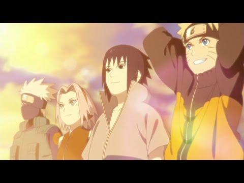 Naruto Shippuden ending 36 Full  [Sonna Kimi Konna Boku - Thinking Dogs]