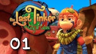 The Last Tinker #01 - Alles schön farbenfroh [Deutsch] [HD+] [Let