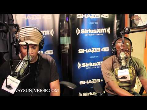 Michael K. Williams on Sway in the Morning
