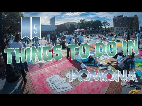 Top 15 Things To Do In Pomona, California