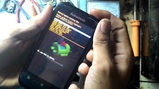 hard reset lenovo a369i   unlock android