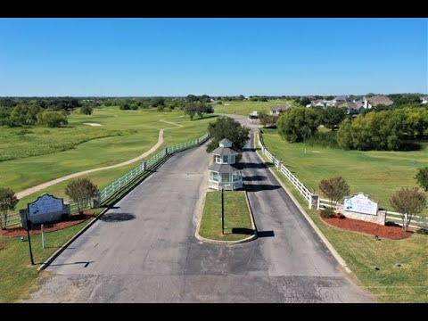 River Bend --Golf Course Homes - Floresville TX