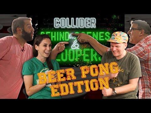 Beer Pong: Perri/Macuga vs Rocha/Thadd - Behind the Scenes & Bloopers