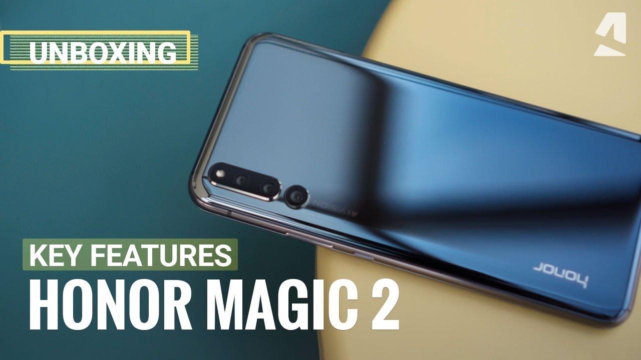 Honor Magic 2 in for review - GSMArena com news
