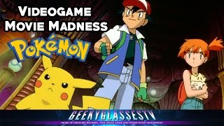 Pokemon: The First Movie: Mewtwo Strikes Back | Videogame Movie Madness  Episode Eight / Видео
