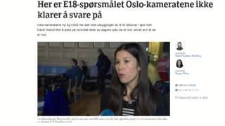 Her er E18-spørsmålet Oslo-kameratene ikke klarer å svare på