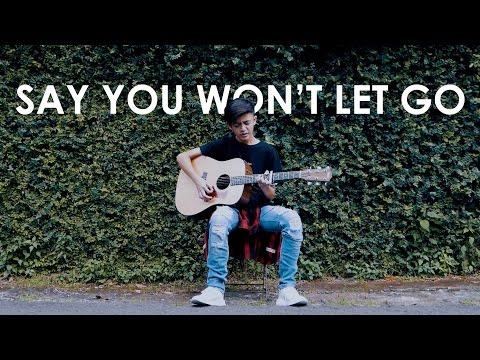 James Arthur - Say You Won't Let Go (Cover by Arash Buana)