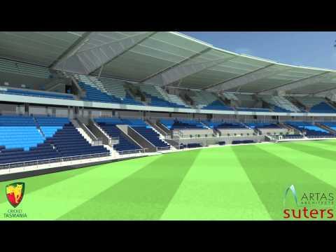 Blundstone Arena Redevelopment